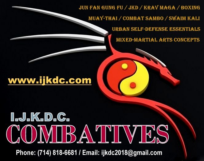 IJKDC COMBATIVES: The Search for the Truth